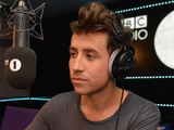 Nick Grimshaw's First Day on Radio 1 Breakfast Show