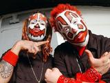 Shaggy 2 Dope and Violent J of the Insane Clown Posse