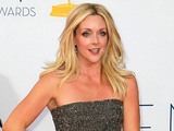 Jane Krakowski 64th Annual Primetime Emmy Awards, held at Nokia Theatre L.A. Live - Arrivals Los Angeles, California