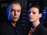 A Touch Of Cloth stars John Hannah and Suranne Jones