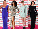 The best and worst outfits at the Inside Soap Awards 2012.