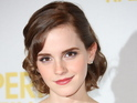 "The Harry Potter actress says she had a ""terrible crush"" on him."