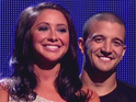 "But Mark Ballas says he is ""really proud"" of Bristol Palin's performances."