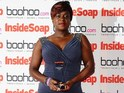 Tameka Empson wonders how Kim would cope if Ray has a dark side.