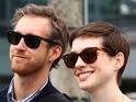 Les Misérables star says she didn't trust men when she met husband Adam Shulman.