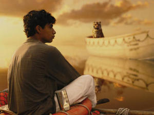 Watch the latest trailer for Ang Lee's 'Life of Pi'.