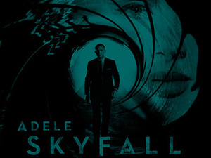 Adele Skyfall sleeve