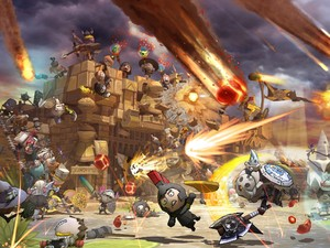 Happy Wars screenshot