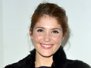 Gemma Arterton at the Private View of Reverie by Chris Moon. London