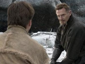 Liam Neeson in 'Batman Begins'