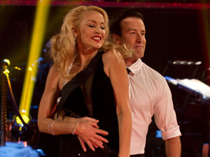 Strictly Come Dancing: Show 2: Jerry and Anton