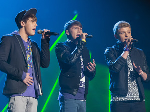 The X Factor Live Show 1: District 3