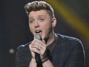 The X Factor Live Show 1: James Arthur