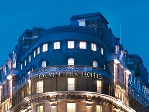 The X Factor 2012: The Corinthia Hotel where the finalists will live for the rest of their time on The X Factor