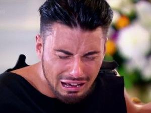 Rylan x factor sobbing