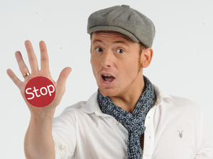 Stoptober: Joe Swash