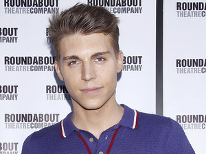 Nolan Gerard Funk Opening night of the Broadway play 'Harvey' at Studio 54 – Arrivals. New York City, USA – 14.06.12