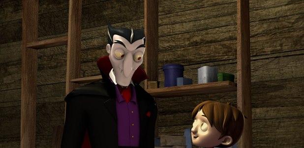 Image Comics' 'Dear Dracula' adapted by Cartoon Network