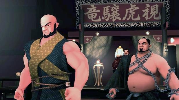 'Karateka' remake - first screenshots