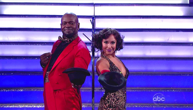Dancing With The Stars S15E03: Emmitt Smith and Cheryl Burke