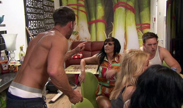MTV's 'The Valleys' (Season 1, Episode 2) Chidgey and Natalee argue