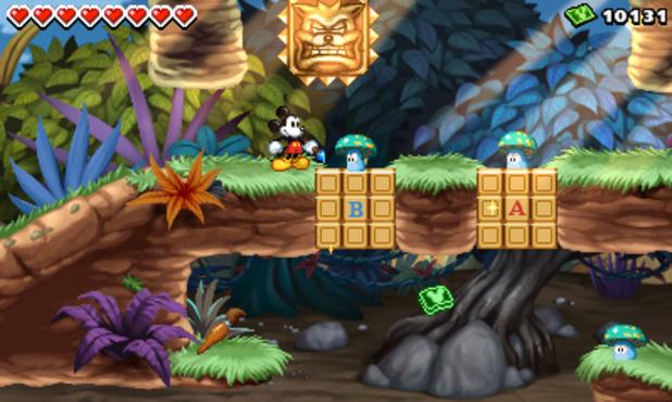 'Epic Mickey: Power of Illusion' screenshot