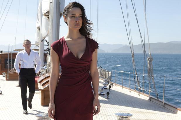 Skyfall, Berenice Marlohe, Daniel Craig