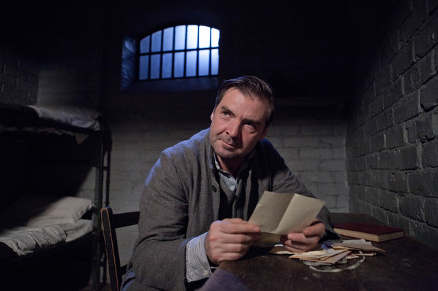 Brendan Coyle as Bates