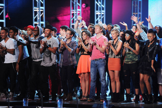 The X Factor USA Season 2 Boot camp episode 1
