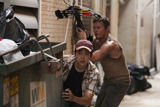 Norman Reedus as Daryl Dixon in &#39;The Walking Dead&#39;