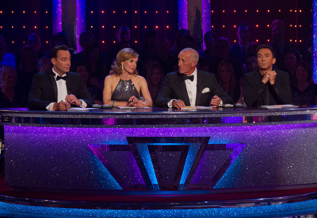 Strictly Come Dancing Show 1: The Judges