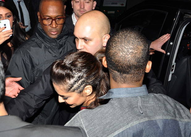 Cheryl Cole and Tre Holloway Cheryl Cole leaving a party at The Grafton Lounge with her new boyfriend and dancers, after performing earlier at The O2 Dublin, Ireland