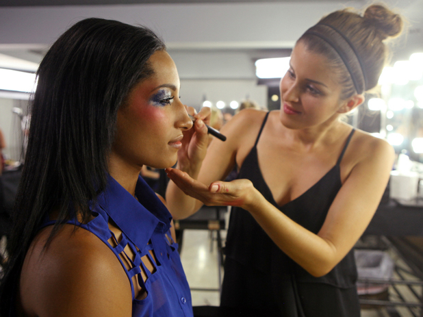 "America's Next Top Model -- ""The Girl Who Licks the Floor"": Kiara"