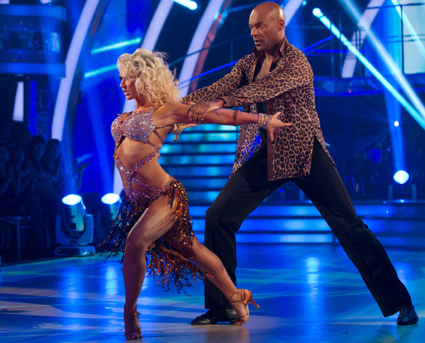 Strictly Come Dancing Show 1: Kristina and Colin