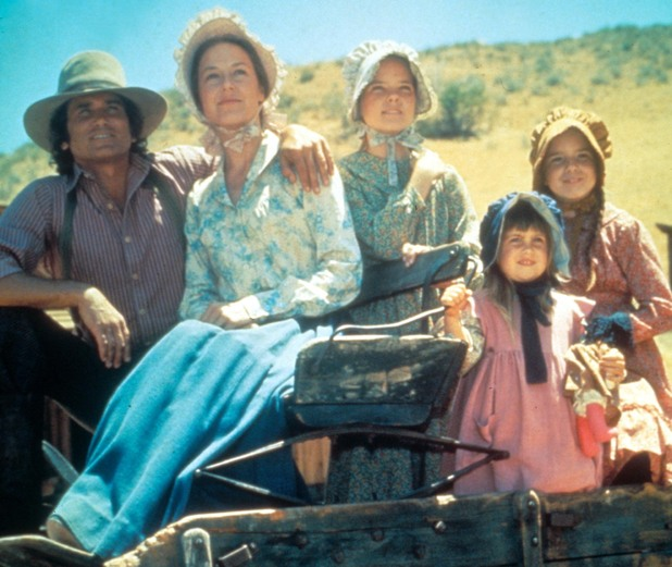 'Little House On The Prairie' still