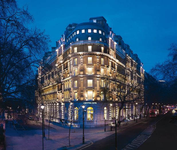 The Corinthia Hotel