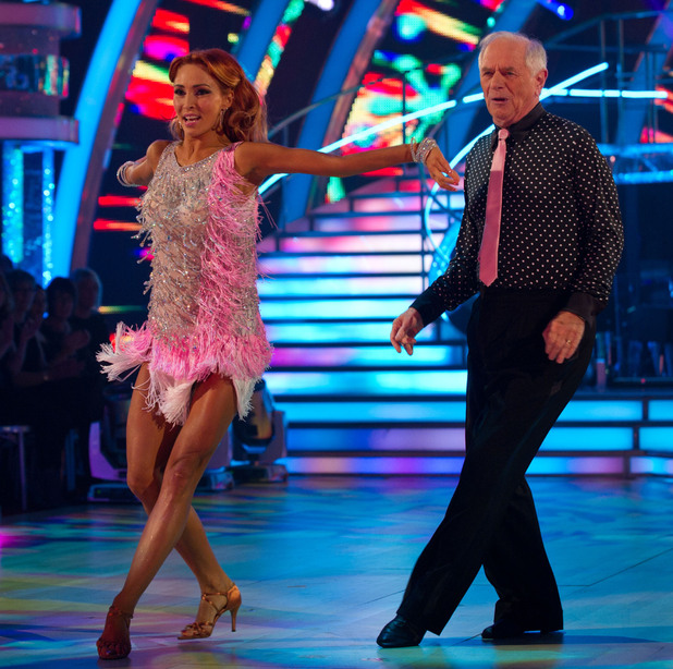 Strictly Come Dancing: Show 2: Ivetta and Johnny