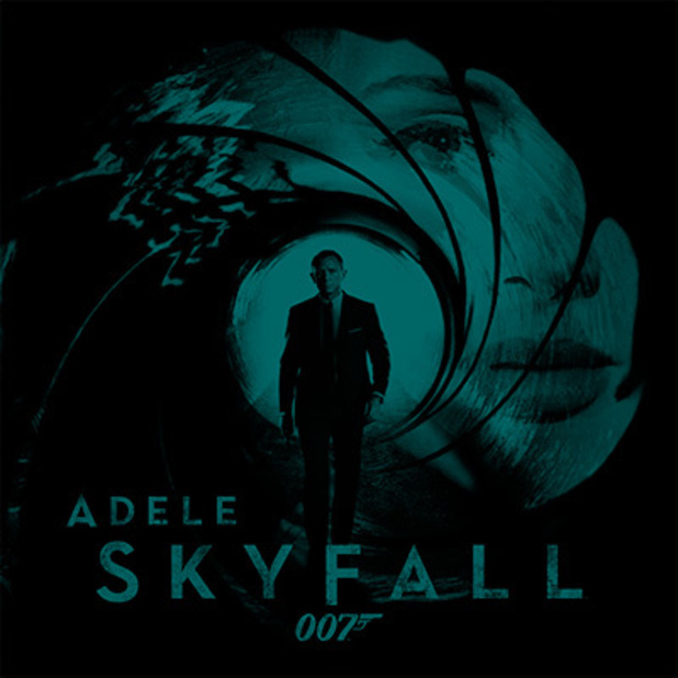 Adele Skyfall sleeve