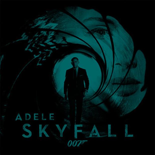 Adele releases 'Skyfall' song