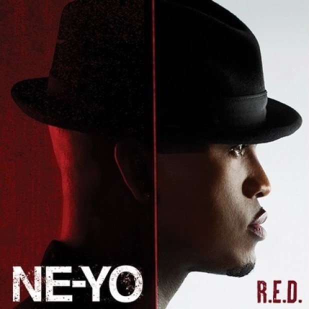 Ne-Yo 'R.E.D.' album artwork.