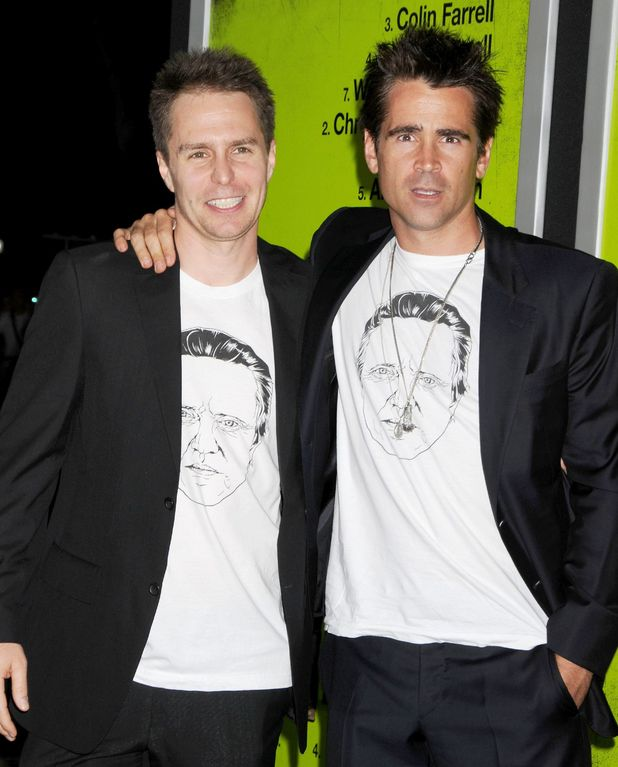 Sam Rockwell and Colin Farrell