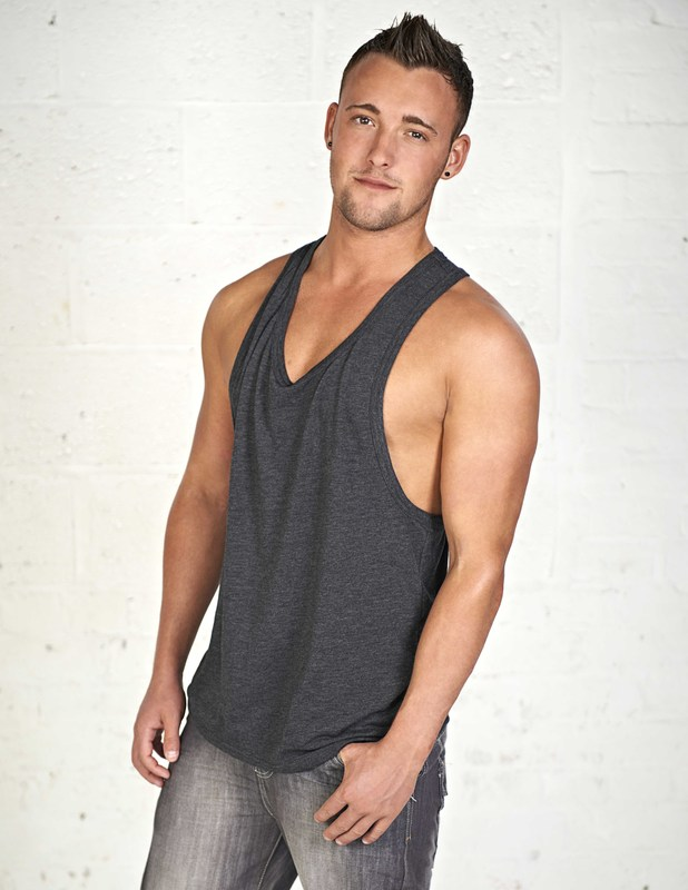 New 'Geordie Shore' cast member Daniel Thomas-Tuck.