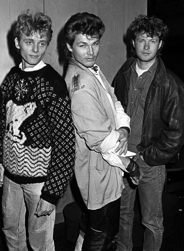 a-ha, the living daylights