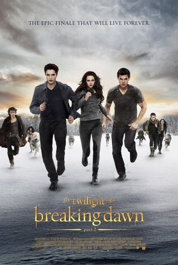 Twilight: Breaking Dawn Part 2' Unveils Final Poster