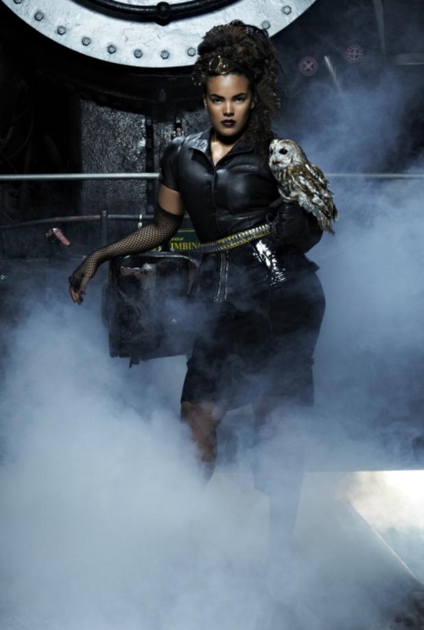America's Next Top Model: Yvonne
