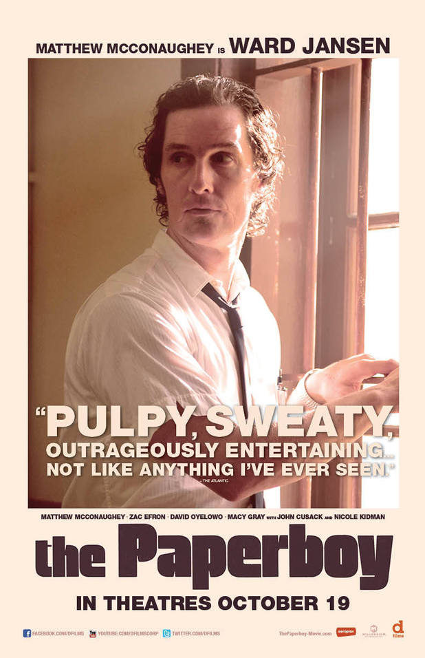 Matthew McConaughey as Ward Jansen