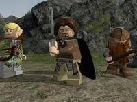 LEGO Lord of the Rings screenshot