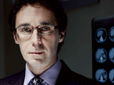 Guy Henry as Henrik Hanssen in Holby City