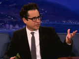 JJ Abrams discusses 'Star Trek Into Darkness' with Conan O'Brien