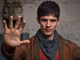 Merlin Season 5, Episode 1 - &#39;Merlin&#39;s Bane - Part 1&#39;. Merlin (Colin Morgan)